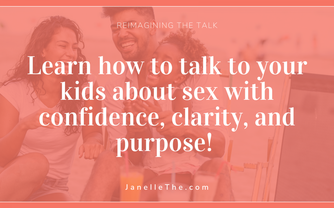 How I went from NEVER talking about sex to becoming a sexual health educator!